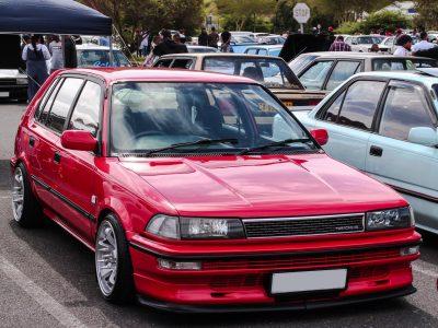 Toyota Corolla/Conquest