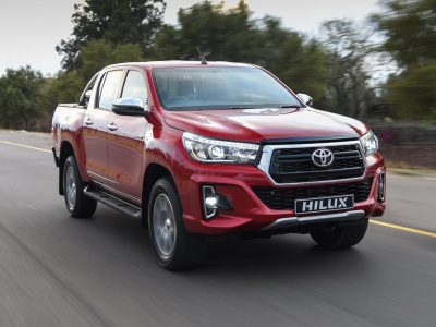 Toyota Fortuner/ Hilux GD6