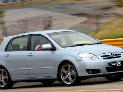 Toyota Corolla/ Runx