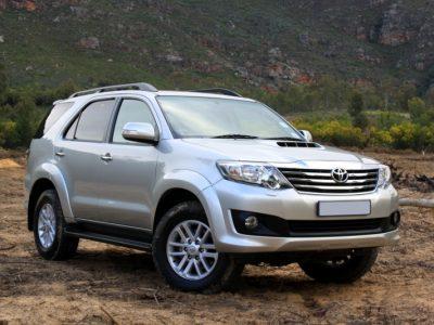 Toyota Fortuner/ Hilux D4D