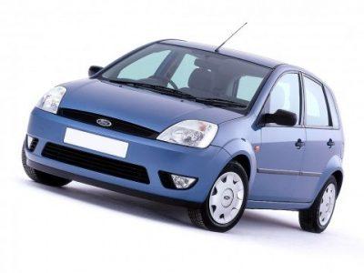 Ford Fiesta MK6 1.4 / 1.6 & New Ikon
